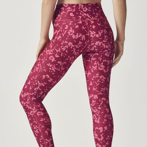 Fabletics Berry Bonsoir Lisette Legging M NWT PINK